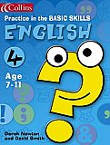 Harper Collins - Practice in the Basic Skills English 4