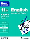 Bond 11+ Assessment Papers English 8-9 Years