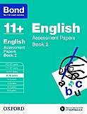Bond 11+ Assessment Papers English 9-10 Years Book 2