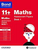 Bond 11+ Assessment Papers Maths 11+-12+ Years Book 1