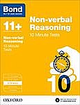Bond - 11+ Non Verbal Reasoning: 10 Minute Tests: 9-10 Years