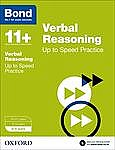 Bond - 11+ Verbal Reasoning: Up to Speed Papers: 8-9 Years