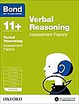 Bond 11+ Verbal Reasoning: Assessment Papers: 5-6 Years