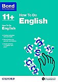 Bond How To Do 11+ English
