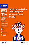 Bond Practice Test Papers Cem Mix Multi 1