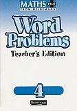 Heinemann Maths Plus Word Problems 4 - Teacher's Book