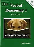 PHI - Learning Lab Series Verbal Reasoning 1 - Multiple Choice