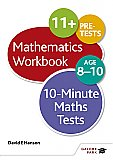 Galore Park - 10-minute Maths Tests Workbook Age 8-10