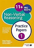 Galore Park - 11+ Non-Verbal Reasoning Practice Papers 1: For 11+, Pre-Test and Independent School Exams Including CEM, GL and ISEB