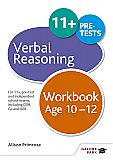 Galore Park - Verbal Reasoning Workbook Age 10-12: For 11+, Pre-Test and Independent School Exams Including CEM, GL and ISEB