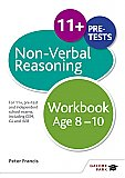 Galore Park - Non-Verbal Reasoning Workbook Age 8-10: For 11+, Pre-Test and Independent School Exams Including CEM, GL and ISEB