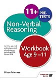 Galore Park - Non-Verbal Reasoning Workbook Age 9-11: For 11+, Pre-Test and Independent School Exams Including CEM, GL and ISEB