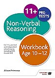 Galore Park - Non-Verbal Reasoning Workbook Age 10-12: For 11+, Pre-Test and Independent School Exams Including CEM, GL and ISEB