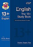 CGP - The 13+ English Study Book for the Common Entrance Exams (with Online Edition)