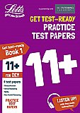 Letts 11+ Success - 11+ Practice Test Papers Book 1, Inc. Audio Download