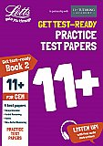 Letts 11+ Success - 11+ Practice Test Papers Book 2, Inc. Audio Download