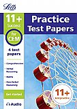 Letts - 11+ Practice Test Papers (Get Started) For The Cem Tests Inc. Audio Download