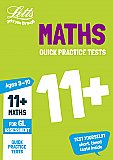 Letts - 11+ Maths Quick Practice Tests Age 9-10 For The Gl Assessment Tests