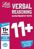 Letts - 11+ Verbal Reasoning Quick Practice Tests Age 9-10 For The Gl Assessment Tests