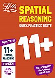 Letts - 11+ Spatial Reasoning Quick Practice Tests Age 10-11 For The Cem Tests