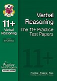 CGP 11+ Verbal Reasoning Practice Papers: Standard Answers (for GL & Other Test Providers)