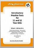 Athey Educational - Secondary Selection Practice Tests for Eleven and Twelve-Year-Olds