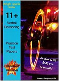 Bright Sparks 11 Plus Verbal Reasoning Practice Test Papers, Standard by Susan Daughtrey