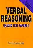 11 plus Verbal Reasoning Graded Test Papers 1 by Susan Daughtrey