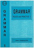 Grammar Rules and Practice 1 by Susan Daughtrey