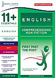 11+ Essentials - Comprehensions Non-Fiction Book 1 (First Past the Post)