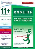 11+ Essentials - English Mini Comprehensions: Fact-Finding Book 2 (First Past the Post)