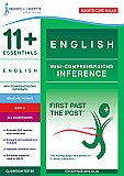 11+ Essentials - English Mini Comprehensions: Inference Book 3 (First Past the Post)
