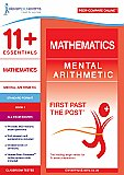 11+ Essentials - Mental Arithmetic Book 1 Standard Format (First Past the Post)