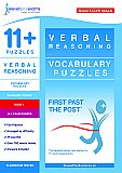 11+ Essentials - Verbal Reasoning: Vocabulary Puzzles  Book 1 (First Past the Post®)