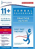 Eleven Plus Exams GL Verbal Reasoning Practice Papers (Multiple Choice) Book 1 (First Past The Post®)