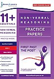Eleven Plus Exams GL Non-Verbal Reasoning Practice Papers (Multiple Choice) Book 1 (First Past the Post®)