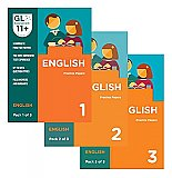 GL Assessment 11+ Practice Papers Bundle of English (3 packs)