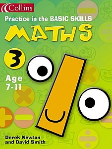 Harper Collins - Practice in the Basic Skills Maths 3