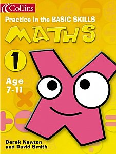 Harper Collins - Practice in the Basic Skills Maths 1