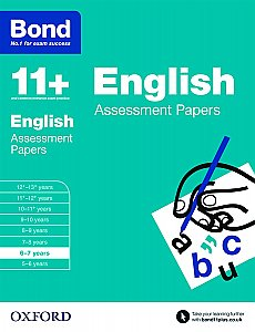 Bond 11+ Assessment Papers English 6-7 Years