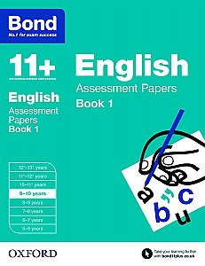 Bond 11+ Assessment Papers English 9-10 Years Book 1