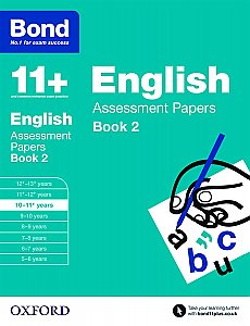 Bond 11+ Assessment Papers English 10-11+ Years Book 2