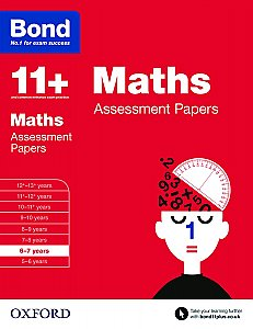Bond 11+ Assessment Papers Maths 6-7 Years