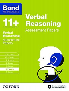 Bond 11+ Assessment Papers Verbal Reasoning 6-7 Years