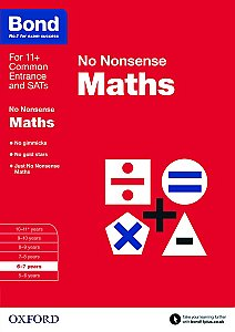 Bond No Nonsense Maths 6-7 Years
