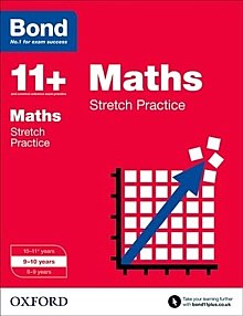 Bond - 11+ Maths: Stretch Papers: 9-10 Years