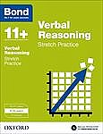 Bond - 11+ Verbal Reasoning: Stretch Papers: 9-10 Years