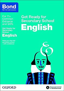 Bond Get Ready For Secondary School English