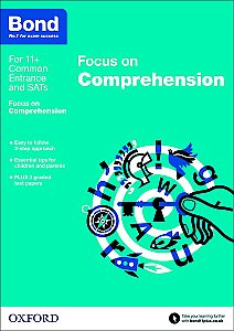 Bond Focus On Comprehension