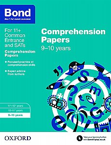 Bond Comprehension Papers 9-10 Years